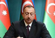 Azərbaycan Prezidenti İlham Əliyev