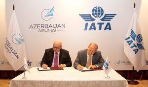 AZAL və IATA arasında təhlükəsizliyinin təmin edilməsinə dair iki razılaşma imzalanıb