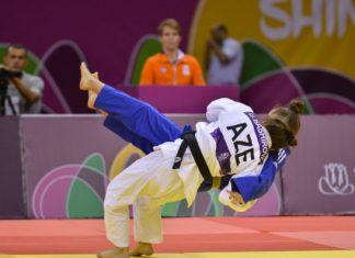 Bakı-2019: Cüdoçularımız 1 qızıl və 2 bürünc medal qazandılar