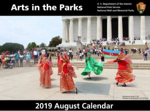 ABŞ-ın Milli Park Xidməti təqvimi