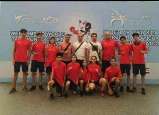 Azərbaycan taekvondoçusu dünya birinciliyində bürünc medal qazanıb