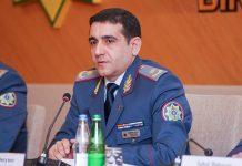 Dövlət Gömrük Komitəsi sədrinin birinci müavini, gömrük xidməti general-mayoru İsmayıl Hüseynov