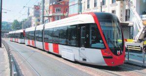 tramvay