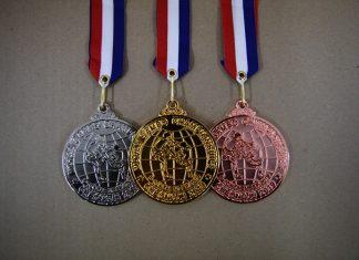 bürünc medal