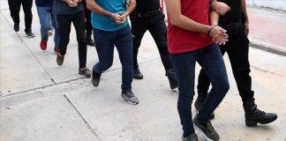 Türk Silahlı Qüvvələrinin FETO ilə əlaqəsi olan 101 əməkdaşı