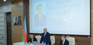 akademik Məmməd Cəfər Cəfərovun 110 illiyi