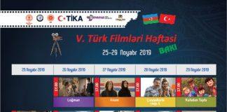 Türk filmləri həftəsi