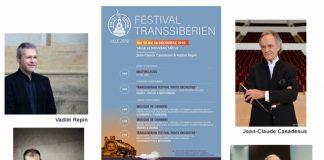 """""""Transsiberien"""" festivalı"""