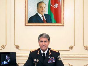 Daxili İşlər naziri, general-polkovnik Vilayət Eyvazov