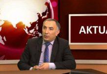Ümid Partiyasının deputatlığa namizədi, partiyanın İcra Aparatının rəhbəri, politoloq Taleh Əliyev