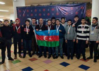 beynəlxalq olimpiada