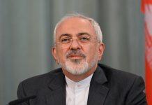 İranın Xarici İşlər naziri Məhəmməd Cavad Zərif