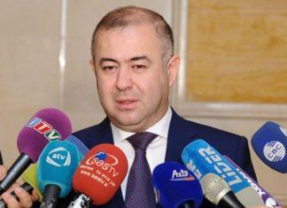 Mərkəzi Seçki Komissiyasının sədr müavini Rövzət Qasımov