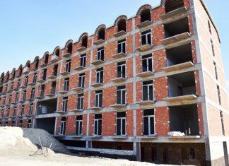 Naftalanda Yeni Sanatoriya Kompleksi