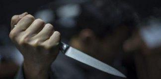 bıçaqlanma hadisəsi