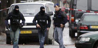 Niderland polisi